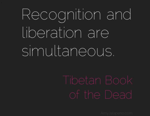 liberation (daily hot! quote) – AmyJalapeño!