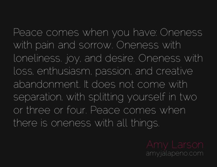 peace-oneness-duality-joy-passion-desire-loss-pain-creativity-amyjalapeno