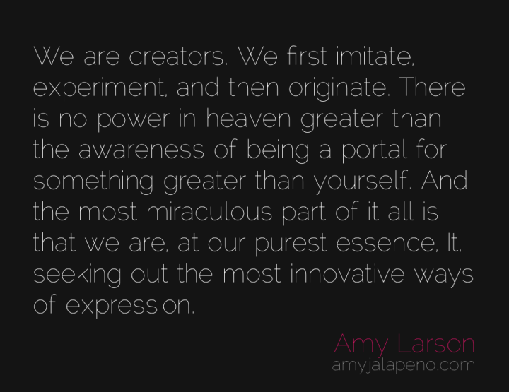 creativity-awareness-discovery-expression-amyjalapeno