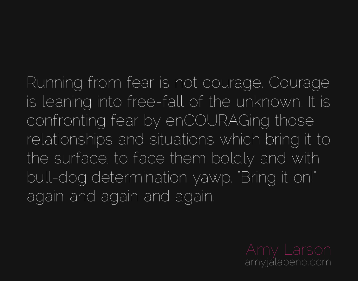 Fear of dating quotes