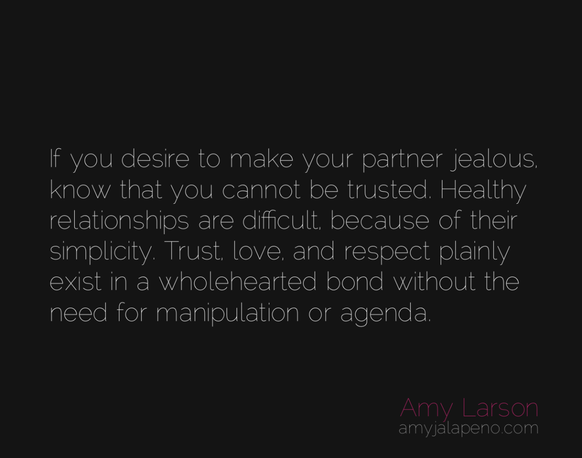 how do you know your relationships are healthy? (daily hot! quote)