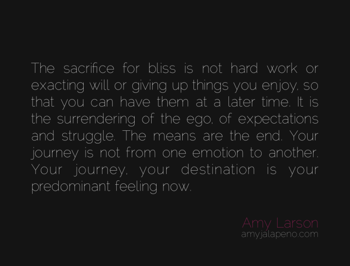 bliss-sacrifice-will-ego-suffering-emotion-struggle-journey-destination-amyjalapeno