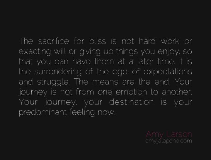 bliss-sacrifice-will-ego-suffering-emotion-struggle-journey-destination-amyjalapeno