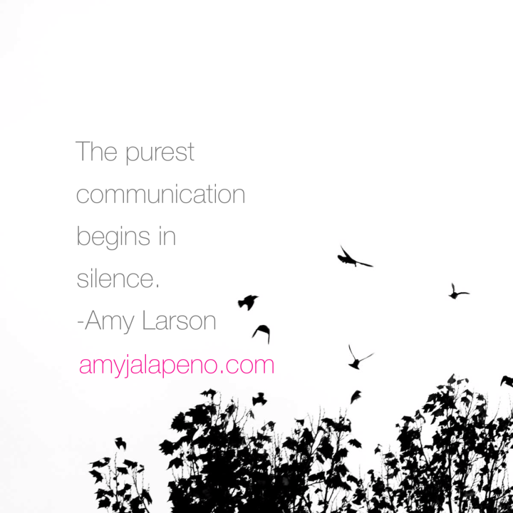 silence-communication-listening-relationships-amyjalapeno-dailyhotquote-amy-larson