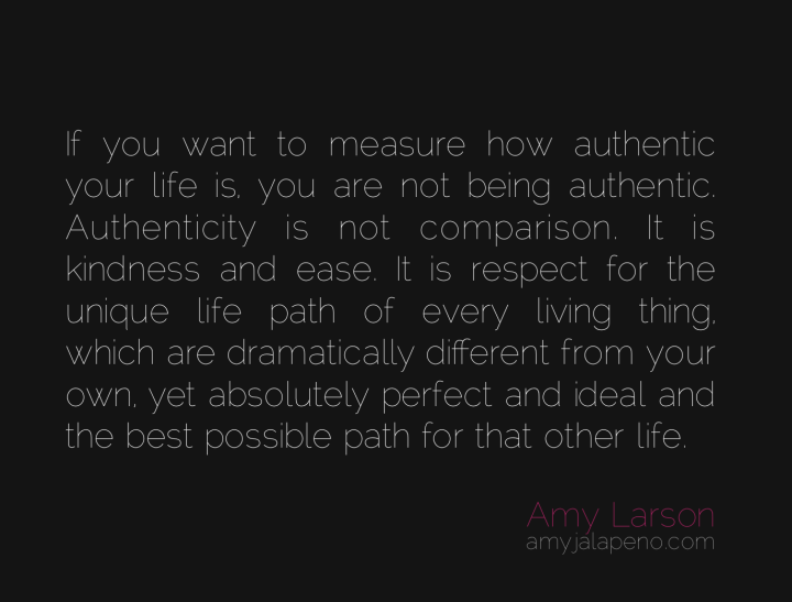 authenticity-life-comparison-respect-kindness-ease-amyjalapeno-dailyhotquote