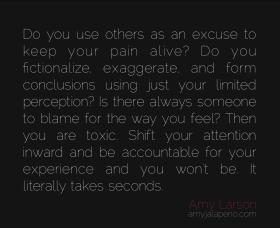 pain-experience-victim-toxic-person-relationships-perception-attention-accountability-shift-paradigm-amyjalapeno-amy-larson-dailyhotquote