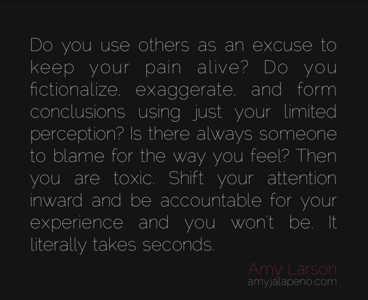 pain-experience-victim-toxic-person-relationships-perception-attention-accountability-shift-paradigm-amyjalapeno-amy-larson-dailyhotquote